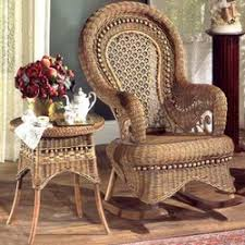 Country Outdoor Furniture by Victorian Wicker Furniture