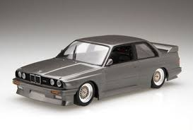 bmw e30 model car fujimi 1 24 bmw m3 type e30 model car kit ebay