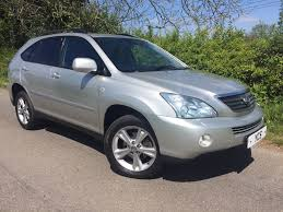 lexus rx 400h insurance group used lexus rx 400h suv 3 3 se cvt 5dr in bristol gloucestershire