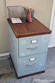 furniture file cabinets wood like the idea to add wood to top of this filing cabinet makes it