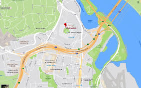 George Washington Bridge Map by Maps And Directions To The Pentagon U0026 Pentagon City Mall