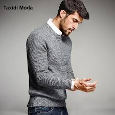 wholesale sweaters 2018 wholesale 2017 mens casual sweaters 100 cotton gray