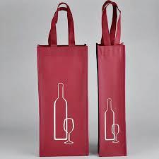 wine bottle gift bags 300pcs reusable wine tote holder single bottle gift bag non