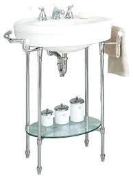 pedestal sink with legs american standard pedestal sinks standard console sink with chrome