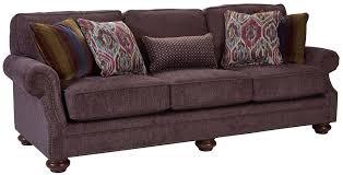 Chenille Chesterfield Sofa by Sofas Center Overton Seater Chenille Dark Grey Fabric Sofa L 53