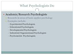 chapter 1 what is psychology psychology what is your
