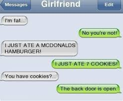 Funny Text Messages Jokes Memes - funny texts from boyfriends google search go with the flow