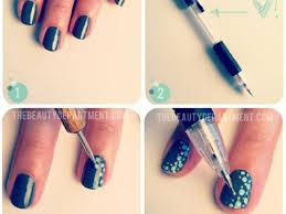 nail art top 10 wonderful diy christmas nail art ideas wonderful
