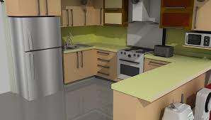 design own kitchen layout
