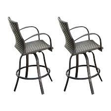 outdoor bar stools swivel outdoor patio bar stools portable bar