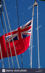 Boat Flag Poles Civil Ensign Stock Photos U0026 Civil Ensign Stock Images Alamy
