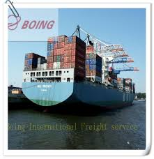 cheapest sea freight forwarder service rates from china to