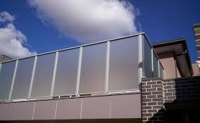 glass privacy screens u0026 balcony privacy screens melbourne