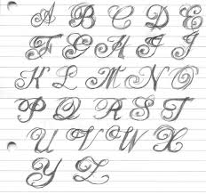 17 best ideas about capital cursive letters on pinterest cursive