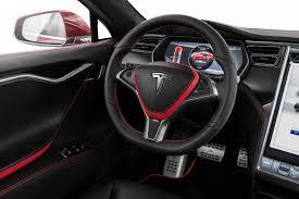 Tesla Carbon Fiber Interior Larte Design Tesla Model S Elizabeta With 900 Hp