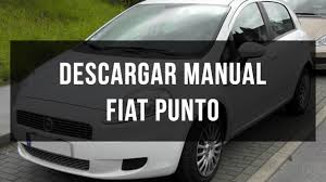 descargar manual fiat punto youtube