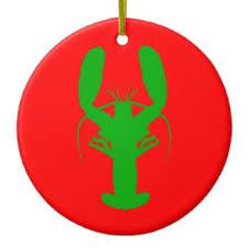 red lobster ornaments u0026 keepsake ornaments zazzle