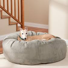Clamshell Dog Bed by Dog Beds Drs Foster And Smith Warm U0026 Cuddly Deluxe Slumber Ball