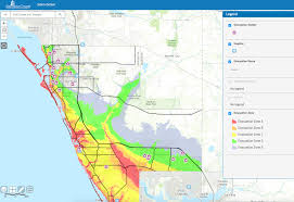Flood Zone Map Florida by Do You Know Your Evacuation Zone Sarasota Magazine