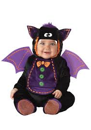 Apple Halloween Costume Baby Infant Bat Costume