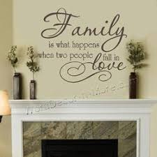 Wall Decal Awesome Living Room Wall Decal Sayings Wall - Family room wall quotes