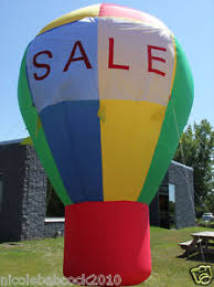 16 advertising air balloon sale promotional airblown
