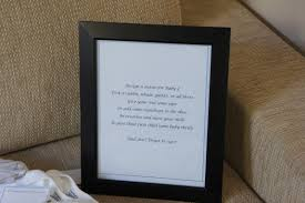 photo baby shower poems for books image