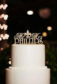 fleur de lis cake topper fleur de lis wedding invitations trendy new designers