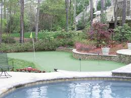 hardscape design u0026 putting green turf and scapes inc