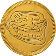 Meme Coins - foiled again chocolate coins engages younger generation of
