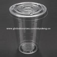 plastic cups with lids china china wholesale plastic cup disposable material with flat