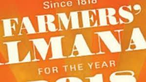 Farmers Almanac Florida Gerry Urbanek Western Journalism