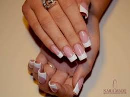 colorful french manicure 2015 nails nail design nail pictures