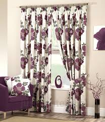 Purple Polka Dot Curtain Panels by Purple Green Curtains Curtain Best Ideas