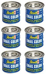 10 revell 14ml enamel paints for models you can choose the