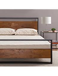 Bed Frame And Headboard Beds Frames U0026 Bases Amazon Com