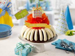 birthday cakes the best birthday bundt cakes nothing bundt cakes