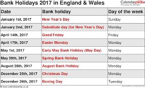 bank holidays 2017 in the uk with uk holidays 2016 fishwolfeboro
