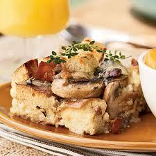 cooking light breakfast casserole 87 healthy casseroles mushrooms bacon and brunch
