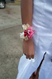 wrist corsage for prom spur of the moment corsage c cbell