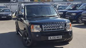 used land rover discovery 2006 for sale motors co uk