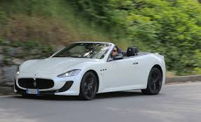 maserati granturismo blacked out 2013 maserati granturismo mc convertible first drive u2013 review
