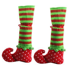 amazon com ultnice elf elves table leg covers feet shoes legs for