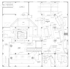 Set Design Floor Plan Godzilla U2013 Set Design Themed Environment What Meg Creates