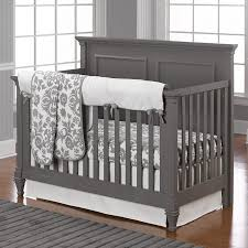Wicker Crib Bedding Neutral Baby Crib Bedding Sets Blue Sky Wall Monkey Hack Bedding