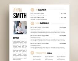 Awesome Resumes Templates Templates Beautiful Cv Template Elegant And Beautiful Resume