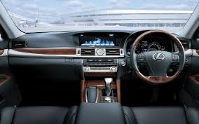 lexus ls430 interior lexus the new 2013 ls