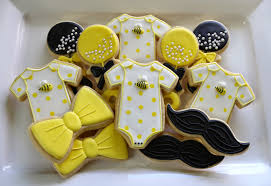 jaclyn u0027s cookies gender neutral baby shower cookies
