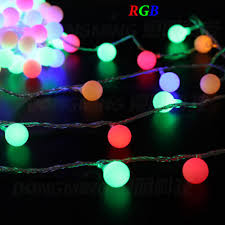 Christmas Lights In Bedroom 3m 30 Cherry Ball Led Fairy String Light Battery Operated