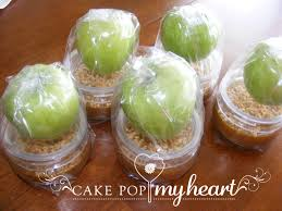 candy apple bags caramel apple gifts cake pop my heart